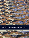 Why Nations Fight (eBook)